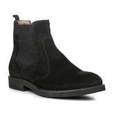 Chelsea-Boots im Material-Mix
