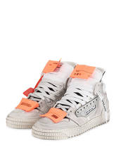 Off-White Hightop-Sneaker Off Court weiss